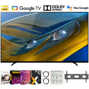 Sony 55 A80j 4k Oled Smart Tv 2021 Model With Movies Streaming Pack