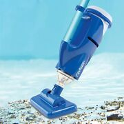Swimming Pool Cleaner Rechargeable Battery-powered Hot Tub Spa In Above Ground