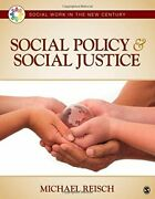 Social Policy And