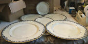 Presidential Collection Lenox Liberty 32pc Dinner Plates ,saucer Plates And Salad