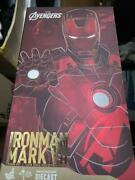 Hot Toys Iron Man Mark 7 Diecast Version Avengers Figure Used Ship From Jpn F/s