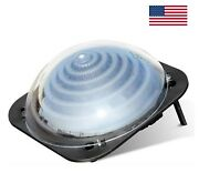 Yuewo Solar Dome In-ground Swimming Pool Solar Heater Bypass Kit