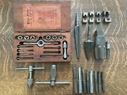 Machinist Tools - Blue Point Td-2500 Tap And Die - Taps, Dies, Reamers, Wrenches