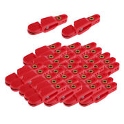 40x Adjustable Snap Release Clip Downrigger Outriggers Release Clips Fishing