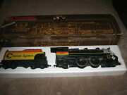Lionel G Scale Chessie System Engine And Tender