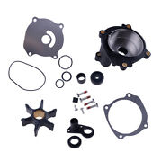 Set Water Pump Kit Fit For Johnson Evinrude Outboard 90-250hp 5001594 Or 395062