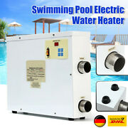 9kw Electric Swimming Pool Heater Spa Water Heater Constant Temperature Hot Tub