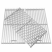 3-pack Ss5s74c 18 7/8 7mm Solid Stainless Steel Cooking Grid Grates