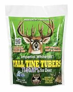 Tall Tine Tubers Deer Food Plot Seed - Turnips Provide Two 3-pound .5 Acres
