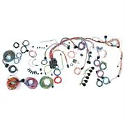 American Autowire 500878 Classic Update Wiring Kit 1969-1972 Chevy Nova