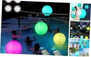 Led Beach Balls Pool Toys2pcs Inflatable Light Up Beach Ball 16and039and039 Floating