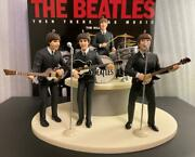 The Beatles Figure Keepsake Ornament 30th Anniversary 1994 Collection F/s