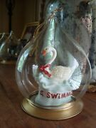 Sears And Roebuck 12 Days Of Christmas Ornament 7 Swans A Swimming Vgc