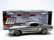 Greenlight Collectibles 1/18 - Ford Mustang Shelby - Gt 500 Custom - Eleanor - 1