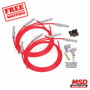 Msd Spark Plug Wire Set For Ford Falcon 64-1968