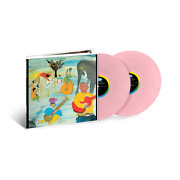 Music From Big Pink Exclusive Limited Edition Pink Colored Vinyl Lp X2