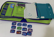 My First Leappad Learning System W/binder 12 Games And Books