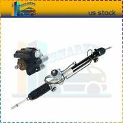 Power Steering Rack And Pump Kit Fit For Toyota Highlander Lexus Rx330 21-5931