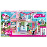 Barbie Estate Malibu House Playset With 25+ Themed Accessories Free Shipping