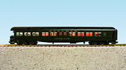 Usa Trains G Scale Heavyweight Pass Car Nyc R32019 Observation - Central Plains
