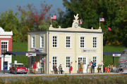 Piko G Scale 62028 Union Station, Building Kit G-scale