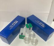 Lot Of 2 Lightly Used Pcgs Boxes 2 Silver Eagle Tubes And 30 Capsules