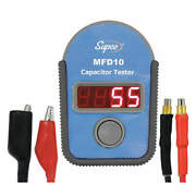 Supco Mfd10 Capacitor Tester0.01 To 9999uf