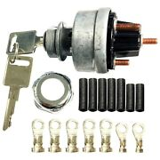 American Autowire 500006 Universal Ignition Switch 4-position