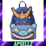 Loungefly Emperors New Groove Yzma And Kronk Mini Backpack Brand New ➡preorder