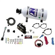 Nitrous Express 20422-05 Proton Plus Fly-by-wire Single Nozzle Nitrous System