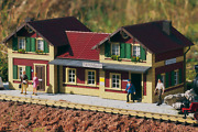 Piko G Scale 62043 Tiefenbach Station, Building Kit G-scale