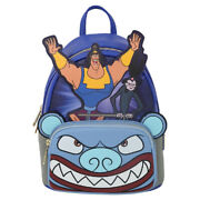 Loungefly Emperors New Groove Yzma And Kronk Mini Backpack New ➡ Order Confirmed