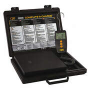 Compute-a-charge Cc220 Charging/recovery Scale220 Lb Max. Cap.