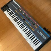 Roland Juno-106 61keys 6voice Programmable Polyphonic Synthesizer From Japan F/s