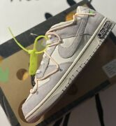 Nike Dunk Low Off-white 12 Size 13 Dear Summer 12/50 In Hand