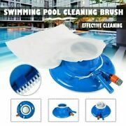 Swimming Pool Vaccum Head Vacuum Brush Cleaner Floating Objects Cleaning Tool A