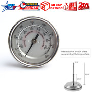 Grill Temperature Gauge Cooking Thermometer For Oven Wood Stove Accessories Tool