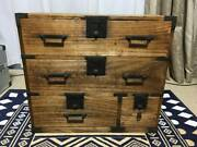 1860s /1861s Made In Japan Chest Of Drawers Antique Furniture