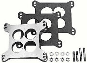 Trans Dapt 2028 Holley And Afb 4-bbl 8� Leveling Block Carburetor Spacer