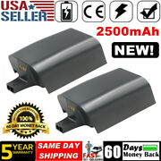 2 Pack Upgrade Battery For Parrot Bebop Drone 3.0 2500mah Quadcopter Parts Gift