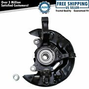 Front Wheel Bearing And Hub Assembly With Knuckle Rh For Toyota Matrix Fwd