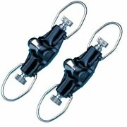 Rupp Marine Nok-outs Outrigger Release Clips - Pair, Ca-0023