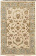 Surya Tim-7913 Timeless Hand Knotted Beige Area Rugs