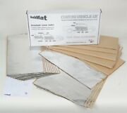 Hushmat 62655 Complete Vehicle Insulation Kit 1955-1957 Chevy Tri-five Wagon Sol