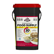 20 Lbs Emergency Food Survival Supply Prepper Storage Bucket 30 Day Rations Kit