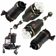 For Ford Expedition Pair Arnott Front Air Struts W/ Compressor Dac