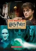 The World Of Harry Potter Poster Book Harry Potter Movie Tie-in By Scholastic