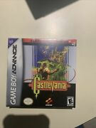 Castlevania Classic Nes Series Nintendo Gba, 2004 Sealed With Game Protector