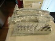 Lionel O Scale Fastrack 40 X 60 Oval Track Layout 8 0-36 Curved 4 10 Straight