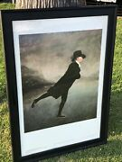 Sir Henry Raeburn Oil On Canvas Litho National Gallery Of Scotland W23.5andrdquox L33andrdquo